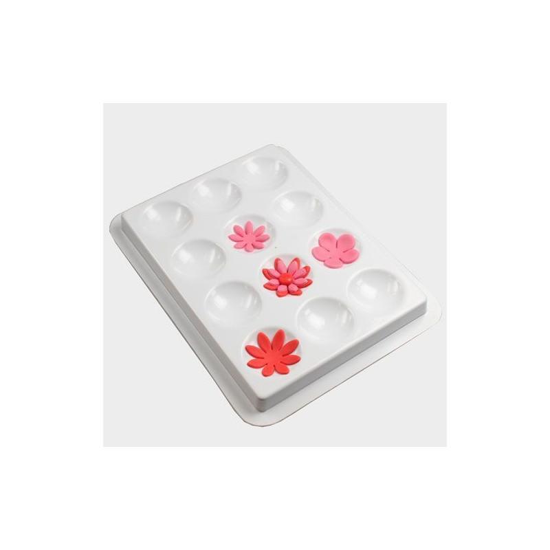 Formador de flores tableta medias copas JEM