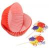 Set para cupcakes: Celebration Globos Wilton