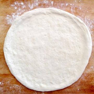 Dos Bases de Masa de Pizza Fina INTEGRAL Panadería el Molino