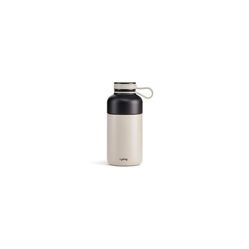 Botella Isotérmica To Go 300 ml Gris Lékué