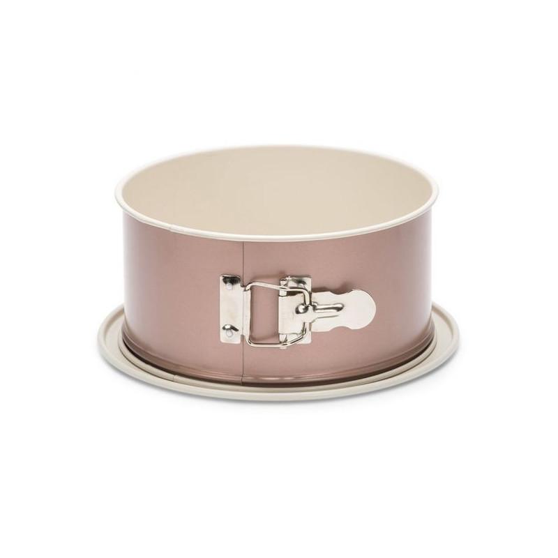 Molde redondo desmontable alto 18 cm Ceramic Bake Rosa Patisse