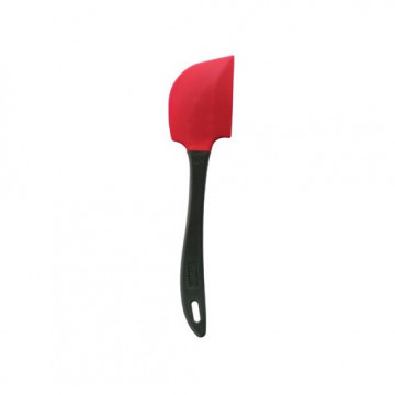 Espátula Lengua de silicona Rojo 27.5 cm Lékué