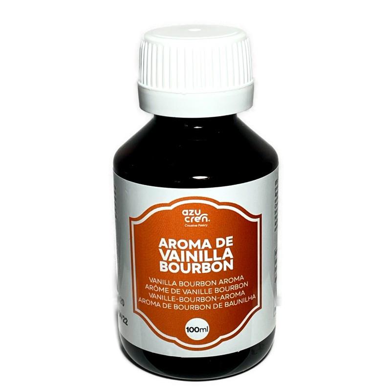 Aroma de Vainilla Bourbon 100 ml Azucren