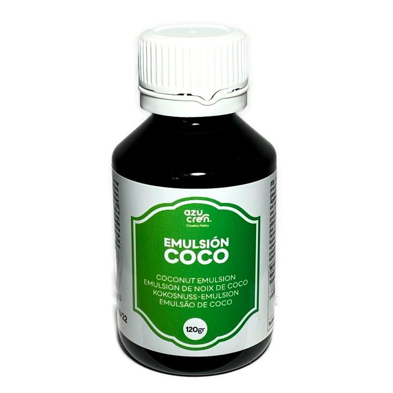 Aroma Emulsión de Coco 120 ml Azucren