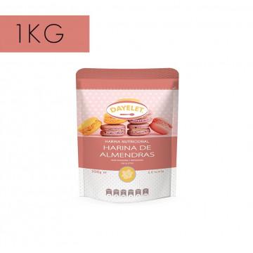 Harina de Almendra 1kg Dayelet