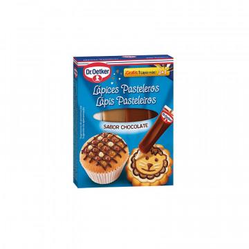 Pack de 4 Lápices de Chocolate Dr Oetker
