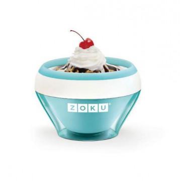 Bol para hacer helado en 10 minutos Turquesa Zoku