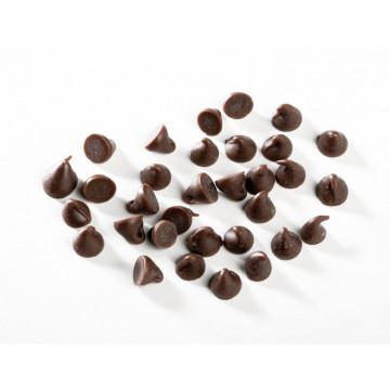 Chips Drops L de chocolate negro 250 g Callebaut
