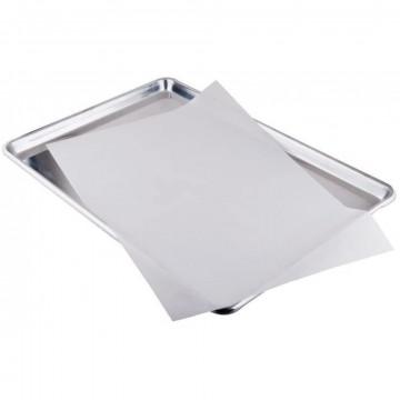 Papel de horno siliconado 50 unidades Blanco