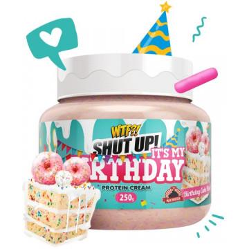 Crema Proteica Shut up It´s My Birthday WTF 250 g Max Protein