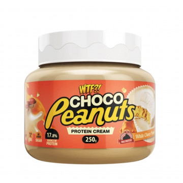 Crema Proteica Choco Peanut WTF 250 g Max Protein