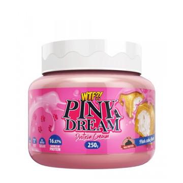 Crema Proteica Pink Dream WTF Pantera Rosa 250 g Max Protein