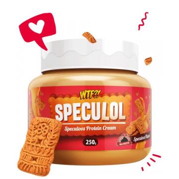 Crema Proteica Specu-lol WTF  250 g Max Protein