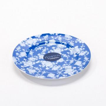 Plato de cerámica 19 cm Azul Mikasa Hampton