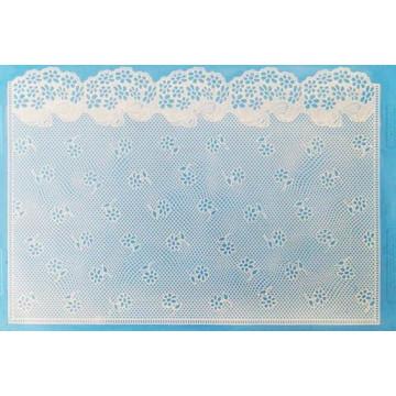 Tapete de silicona Flower Net Sugarveil