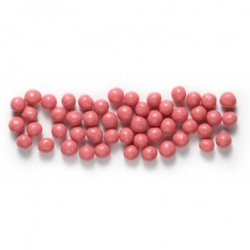 Crispearls™ Chocolate Ruby 100 g Mona Lisa Callebaut