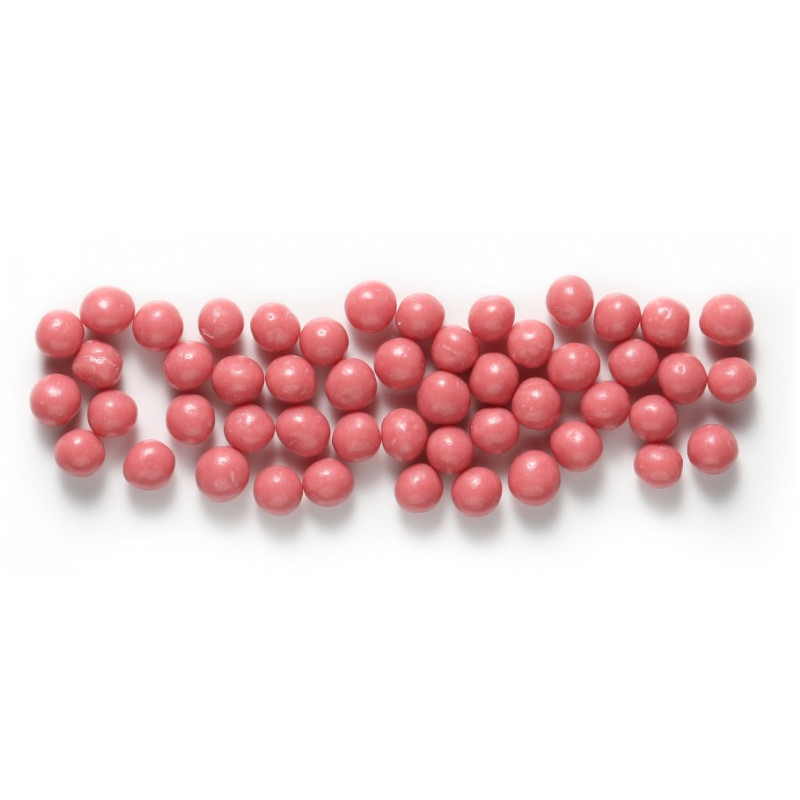 Crispearls™ Chocolate Ruby Mona Lisa Callebaut