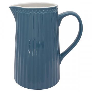 Lechera cerámica Alice Ocean Blue 1L Green Gate