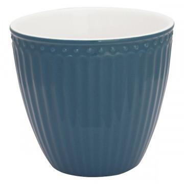 Tazón de leche Alice Ocean Blue Green Gate