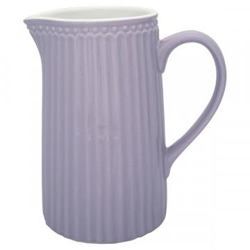 Lechera cerámica Alice Lavender 1L Green Gate