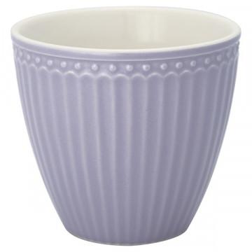 Tazón de leche Alice Lavender Green Gate