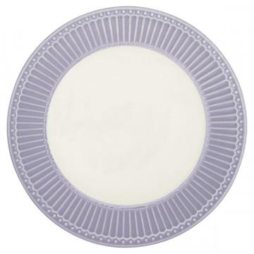 Plato de cerámica 23 cm Lavender Green Gate
