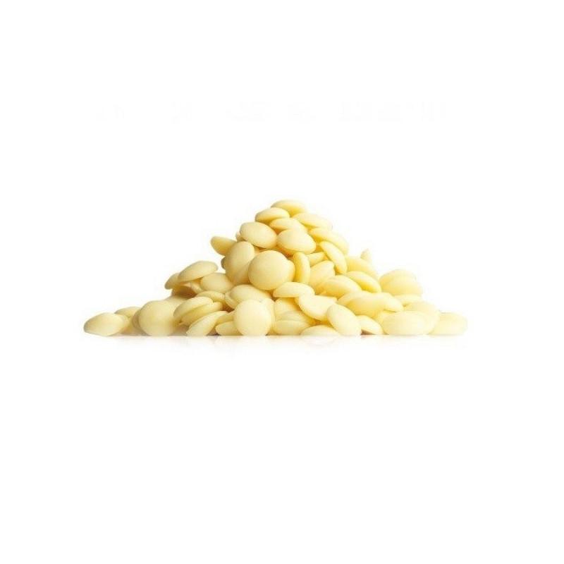 Manteca de Cacao en perlas 200 g Callebaut