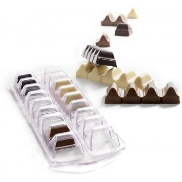 Molde ChocoBar Chocolatinas Ibili