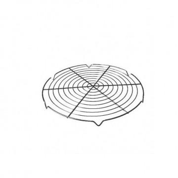 Rejilla enfriadora redonda 30 cm IBILI