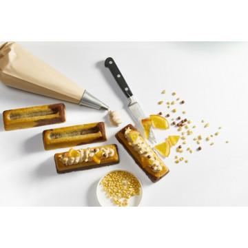ChocRock® Gold a GRANEL 100 g CALLEBAUT