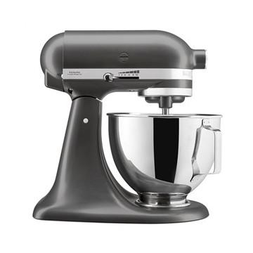 Kitchen Aid Modelo 5KSM95 GRIS SLATE + GRATIS PACK MOLDES Robot de Cocina