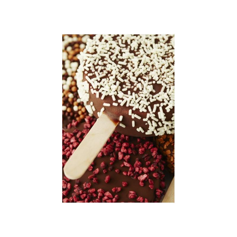 Fideos de Chocolate blanco a GRANEL 200 g Callebaut