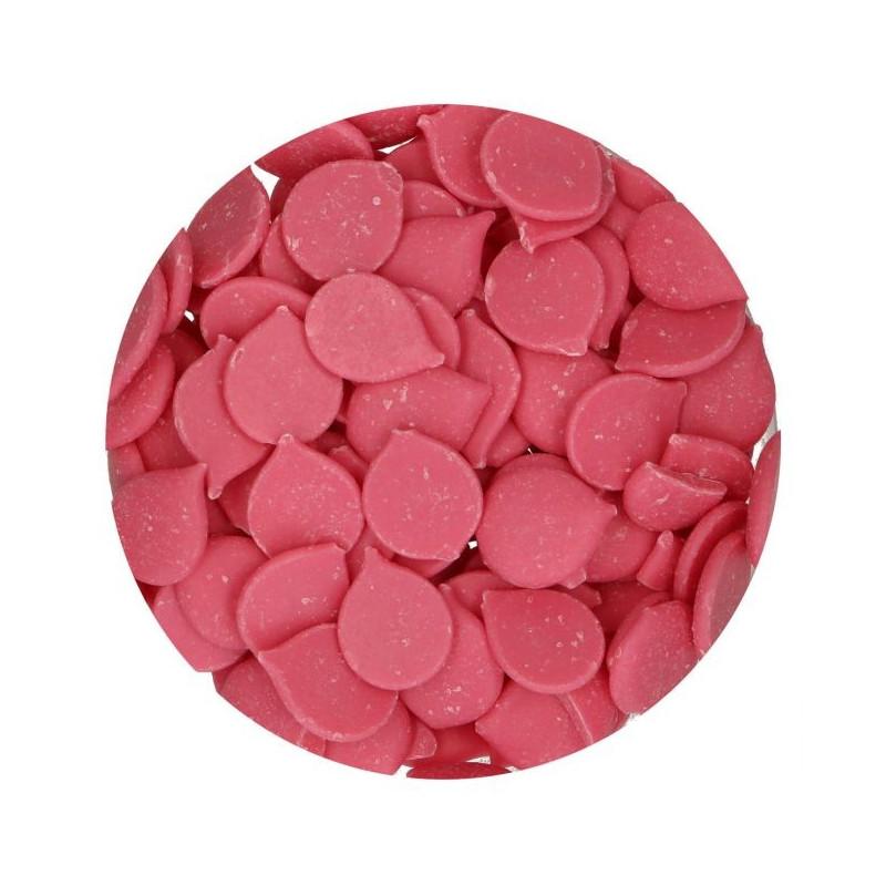 Candy Melt Rosa 250 g Funcakes