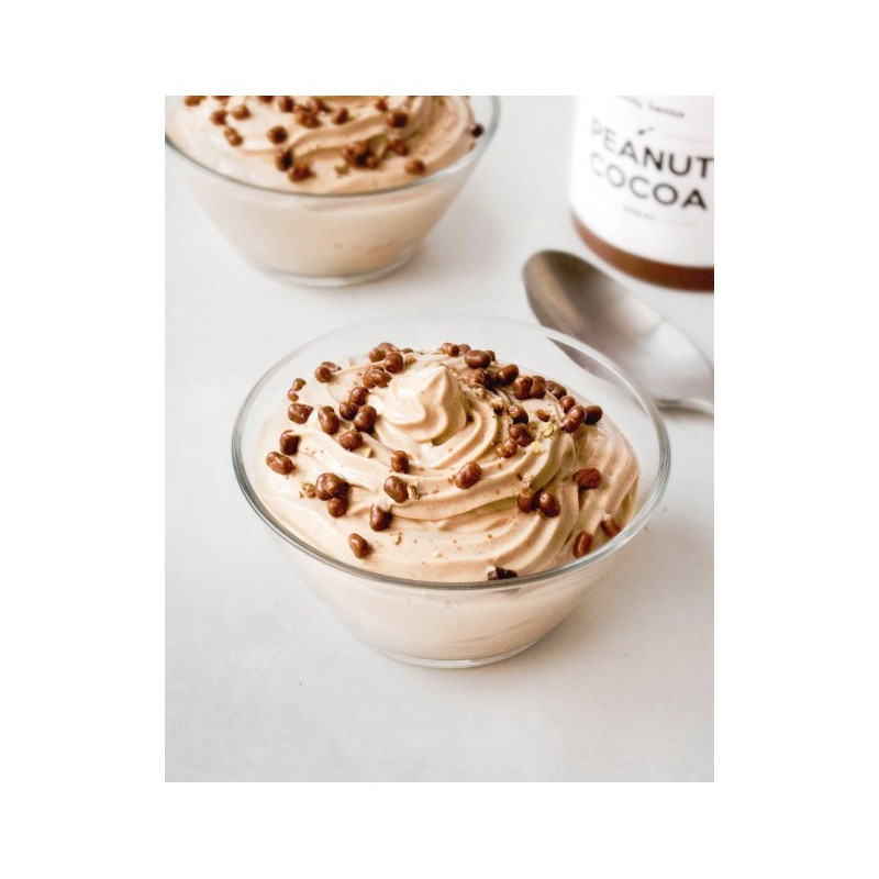 Cereales Protein Crunch CHOCOLATE Y AVELLANA 500 g My Body Genius