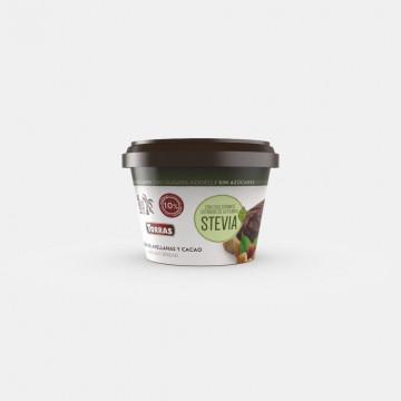 Crema de Cacao y Avellanas 0% azúcar TORRAS