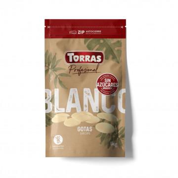 Chocolate Blanco 0% azúcar en grageas 1kg TORRAS