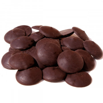 Chocolate negro 72% en gotas A GRANEL 0% azúcar 500 g TORRAS