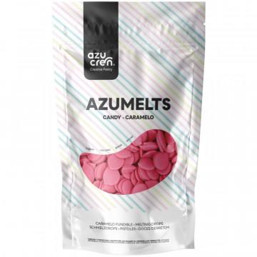Candy Melt Rosa 250 g Azumelts Azucrem