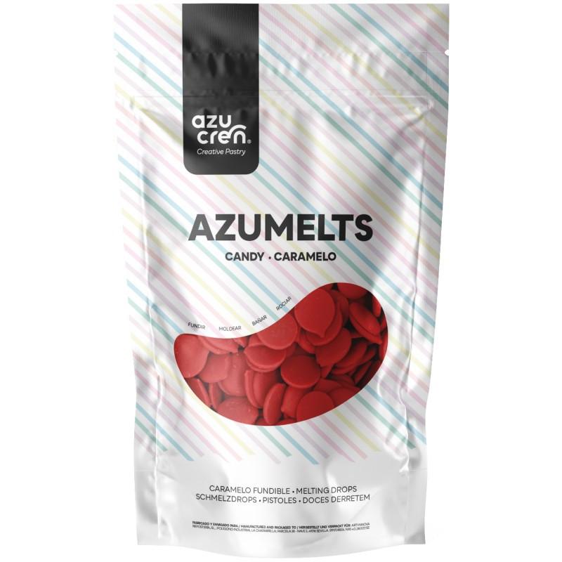 Candy Melt Rojo 250 g Azumelts AZUCREN