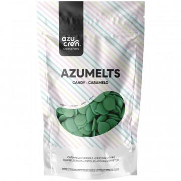 Candy Melt Verde 250 g Azumelts AZUCREN