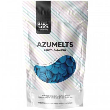 Candy Melt Azul 250 g Azumelts AZUCREN
