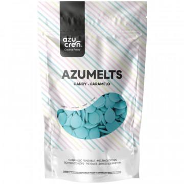 Candy Melt Azul Claro 250 g Azumelts AZUCREN