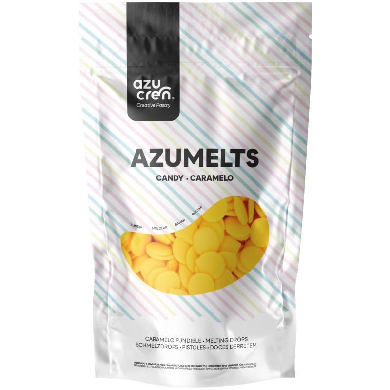 Candy Melt Amarillo 250 g Azumelts AZUCREN