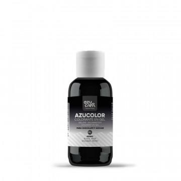 Colorante en gel Negro 50 g AzuColor Azucren