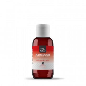Colorante en gel Rojo 50 g AzuColor Azucren