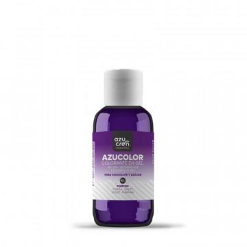 Colorante en gel Púrpura 50 g AzuColor Azucren