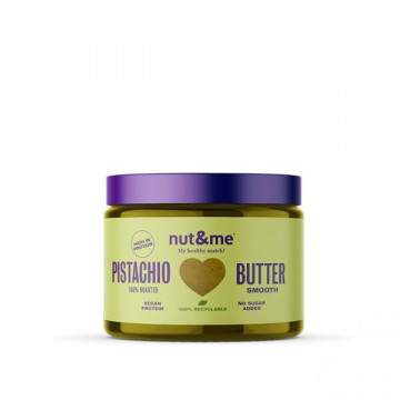 Mantequilla de Pistacho 250 g Nut & Me