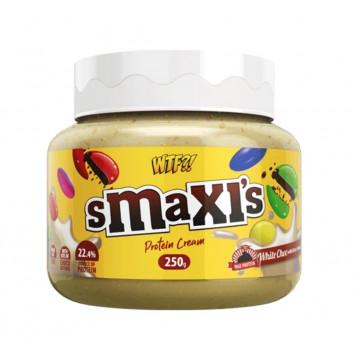 Crema Proteica Smaxis White WTF 250 g Max Protein