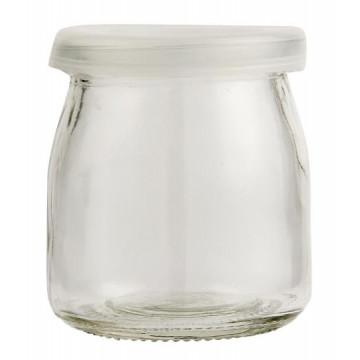 Tarro de cristal con tapa 150 ml Ib Laursen