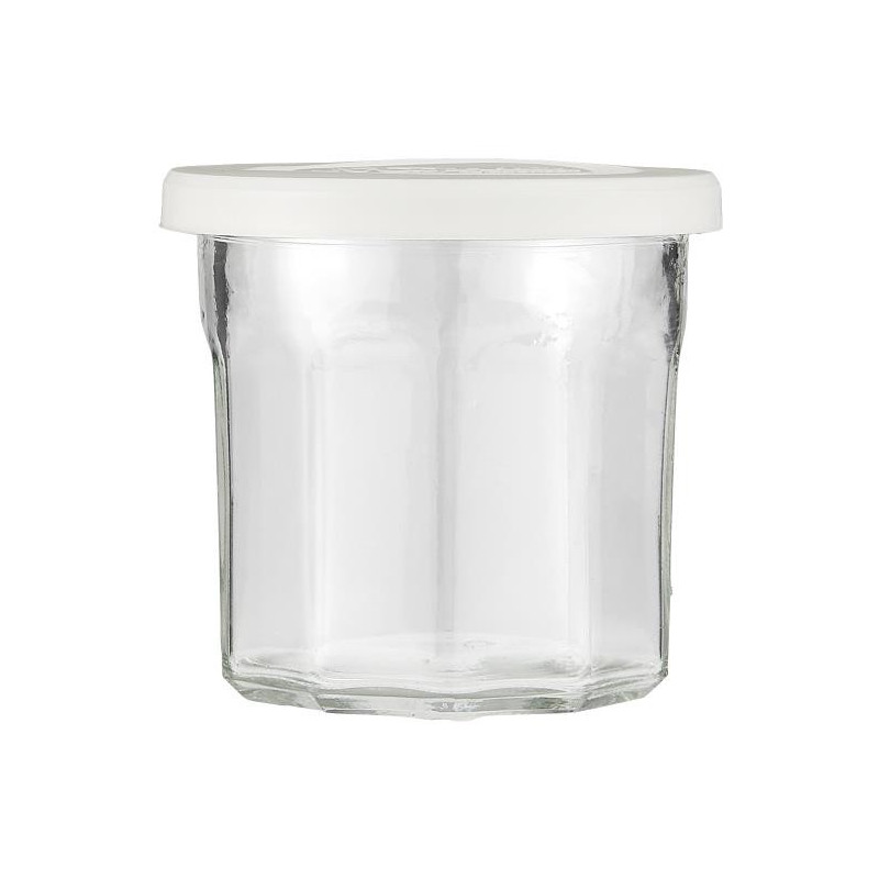 Tarro de cristal con tapa 250 ml Ib Laursen